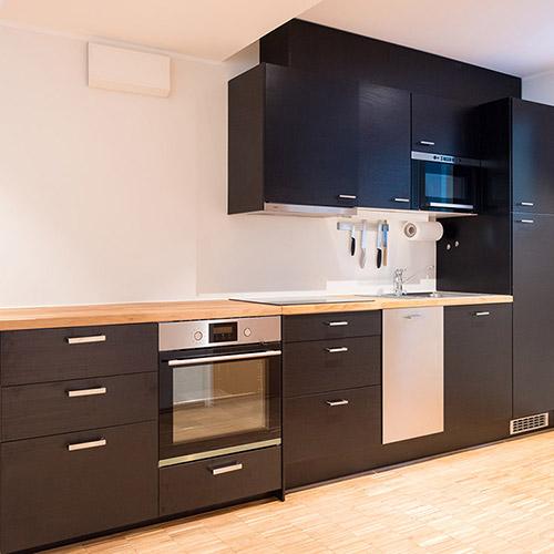 Ledige leiligheter med sentral beliggenhet i Trondheim
